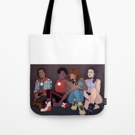Marvelous Girls Tote Bag