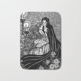 Enveloped in Darkness 2012 Bath Mat