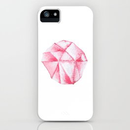 ruby reflects iPhone Case