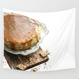 Pie Wall Tapestry