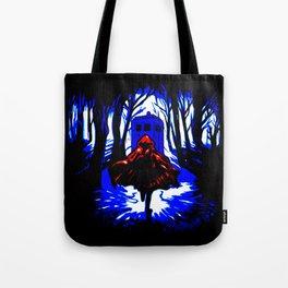 Shadow Light Of Tardis Tote Bag
