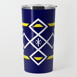 Minnion Flag Travel Mug