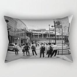 akiba smile Rectangular Pillow