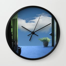 Our House Wall Clock