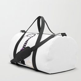 Witches Cat Duffle Bag