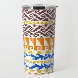 grecas de mitla Travel Mug