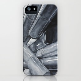 Markers iPhone Case