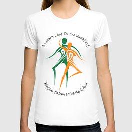 Love's Rhythm T-shirt