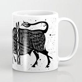 Taurus - Illustration Coffee Mug