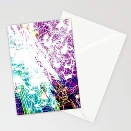 blue&purple Stationery Cards