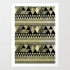 Ethnic Chic Art Print