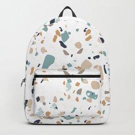 Italian terrazzo Backpack