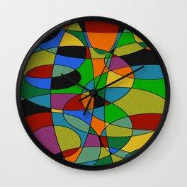 Abstract #94 Wall Clock