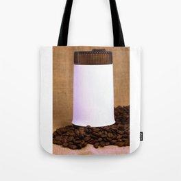 GDR coffee grinder Tote Bag