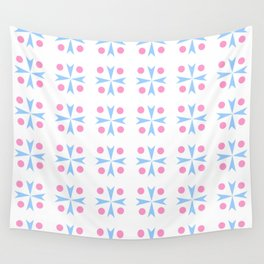 symmetric patterns 102 Wall Tapestry