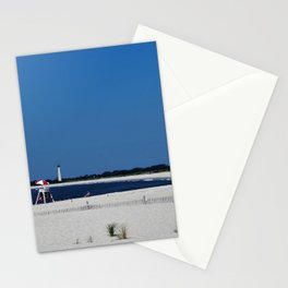 Summer, in spite of itself Stationery Cards