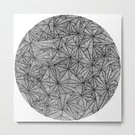Seismagory III Metal Print