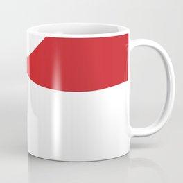 Plughole Blood Coffee Mug