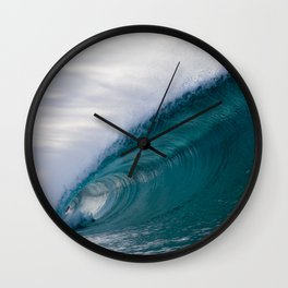 Down the Barrel Wall Clock