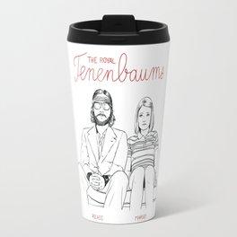 The Royal Tenenbaums (Richie and Margot) Travel Mug