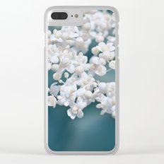 Spring 068 Clear iPhone Case