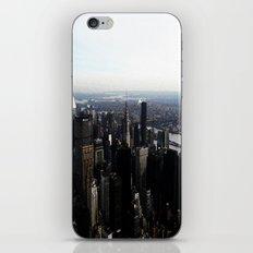 New York Skyline iPhone & iPod Skin