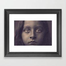 Boredom Framed Art Print