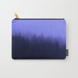 Periwinkle Fog 0367 - Seward, Alaska Carry-All Pouch