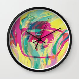 captain #1 Wall Clock