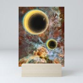 Crescent Mead Moons Mini Art Print