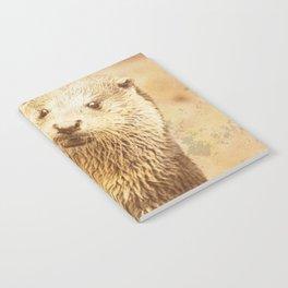Vintage Animals - Otter Notebook