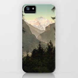 The Maiden iPhone Case
