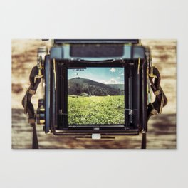 Medium Format Canvas Print