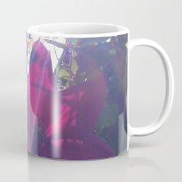 Pink Flower w/sunburst Coffee Mug