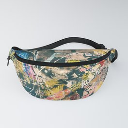 Art Graffiti vintage 4 Fanny Pack