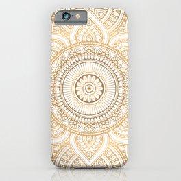 Radiant 02 iPhone Case