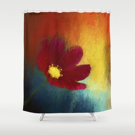 Color My World 03 Shower Curtain
