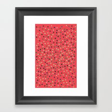 Gums Framed Art Print