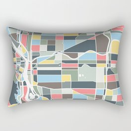 Portland. Rectangular Pillow