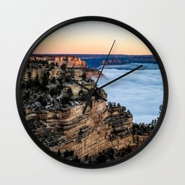 Summit Cliff Sea Wall Clock