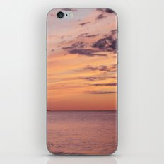 Sunset at the Lake iPhone & iPod Skin