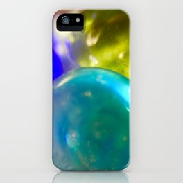 Color Orbs iPhone Case