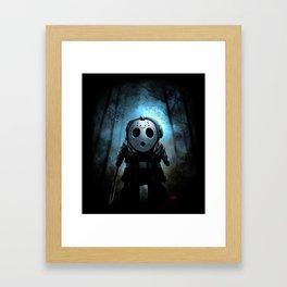 Shyday the 13th Framed Art Print