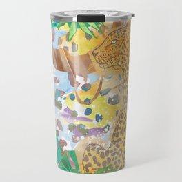 Spirit of the rainforest Travel Mug
