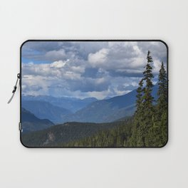 Muted Echo Laptop Sleeve