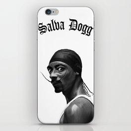 Salva Dogg iPhone Skin