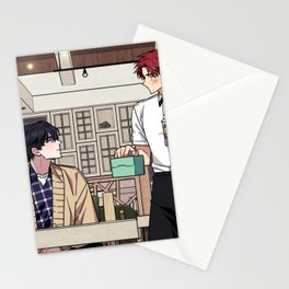 BL Your Wish is my Command  Stationery Cards