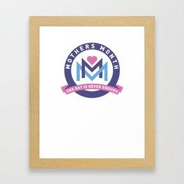2012 Official Badge Framed Art Print