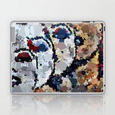 She's A Beautiful Mess Laptop & iPad Skin
