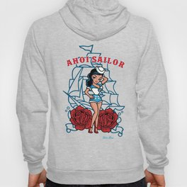 Ahoi Sailor Hoody